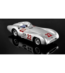 Mercedes-Benz W196R, Streamliner 1954 #22 / Reims Hans Herrmann Limited Edition 1000