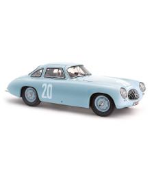 Mercedes-Benz 300 SL (W194) Grand Prix of Bern, 1952 #20 blue Limited Edition 1500 pcs.