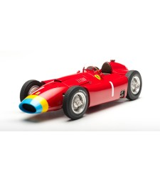 Ferrari D50, 1956 long nose, GP Germany #1 Fangio, Limited Edition 1500 pcs.