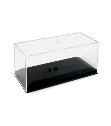 Transparent Display Case 1:43