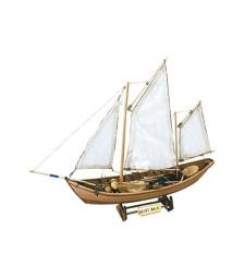 1:20 Saint Malo - Wooden Model Ship Kit
