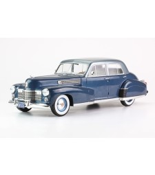 Cadillac Fleetwood Series 60 Special Sedan 1941 darkblue-metallic/lightblue-metallic