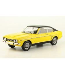 Ford Capri MK I 1600 GT 1973 yellow/black