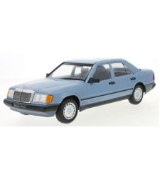 Mercedes 300 E (W124), metallic-blue, 1984
