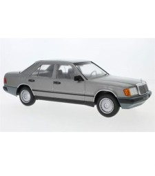 Mercedes 300 D (W124), metallic-dark grey, 1984