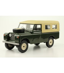Land Rover 109 Series II darkgreen/crème