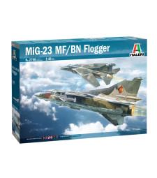 1:48 MiG-23 MF/BN FLOGGER