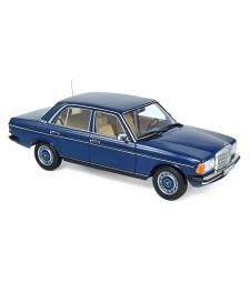 Mercedes-Benz 230 (W123) Limousine 1982 Blue