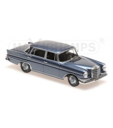 MERCEDES-BENZ 300 SEL - 1963 - BLUE METALLIC - MAXICHAMPS