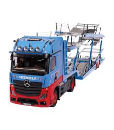 "Mercedes-Benz Actros GigaSpace 4x2 & Lohr Car transporter ""Mosolf"""