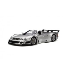 MERCEDES-BENZ CLK GTR ROADSTER BRILLANT SILVER