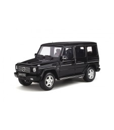 MERCEDES-BENZ G CLASS 55 Obsidian Black Metallic