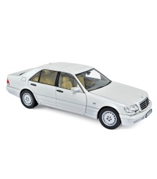 Mercedes-Benz S320 1997 - White metallic