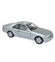 Mercedes-Benz S600 Coupe 1998 - Silver metallic