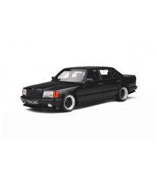 Mercedes-Benz W126 AMG 1989 Black Metallic