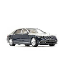 MERCEDES-MAYBACH S-CLASS - 2019 - ANTHRACITE BLUE/AGONITE SILVER