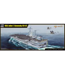1:350 USS John F. Kennedy CV-67 - Model Kit