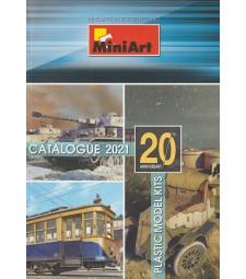 Catalogue Miniart 2021