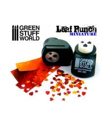Leaf Punch DARK GREEN