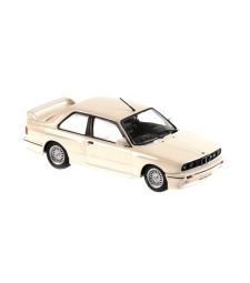 BMW M30 (E30) - 1987 - WHITE - MAXICHAMPS
