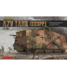 1:35 German A7V Tank (Krupp)