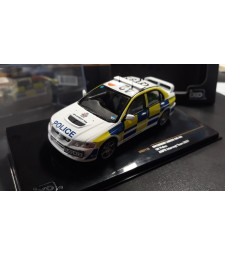 MITSUBISHI LANCER EVO IX UK POLICE ANPR Intercept Team 2007 - DAMAGED