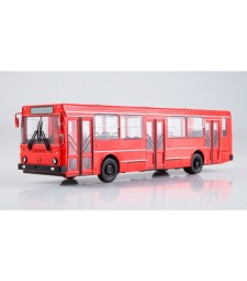 LIAZ-5256 city bus /red/