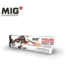 MP1019 FIGURE PAINTING SPECIAL SET (3 BRUSHES)