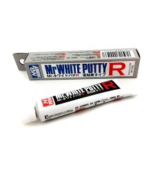 P-123 Mr. White Putty R (low viscosity vers.)