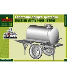 1:35 Russian army tank trailer