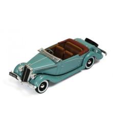 Salmson S4E 1938 Metallic Green