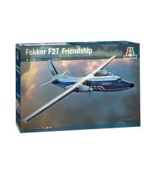 """1:72 FOKKER F-27-400 """"Friendship"""""""