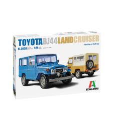 1:24 TOYOTA Land Cruiser BJ44 Soft Top/Hard Top