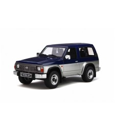 NISSAN PATROL GR BLUE TH1 METALLIC