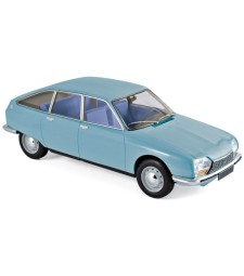 Citroen GS Club 1972 - Camargue Blue