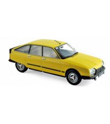 Citroen GS X3 1979 - Mimosa Yellow