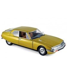 Citroen SM 1971 - Golden leaf
