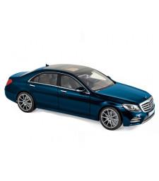 Mercedes-Benz S-Class AMG-Line 2018 - Dark Blue metallic