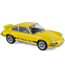 Porsche 911 RS Touring 1973 - Yellow & Black