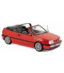 VW Golf Cabriolet 1995 - Red