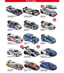 RACING CARS NOREV DIE-CAST - 1 piece