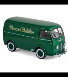 Chenard & Walcker 1500 kg type CHV 1946 - Green