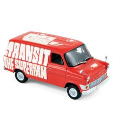 Ford Transit Van 1965 - Red