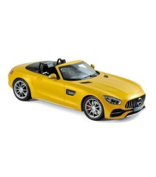 Mercedes-AMG GT C Roadster 2017 -  Yellow metallic