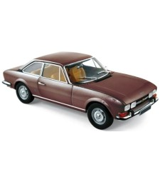 Peugeot 504 Coupe 1973 - Brown Metallic