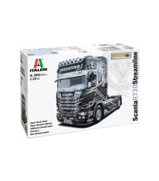 1:24 SCANIA R730 STREAMLINE  ShowTrucks