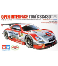 1:24 Open Interface Toms's SC430 2006