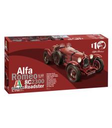 "1:12 ALFA ROMEO 8C 2300 ""Roadster"" 100th Ann"