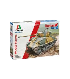 1:35 M4A3E8 ShermanKorean War