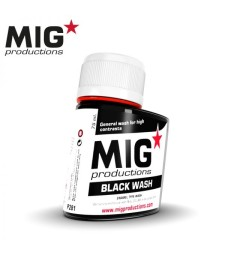 P281 Black Wash (75 ml)